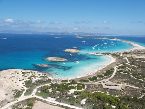 Formentera beach named the best to visit in Spain during September