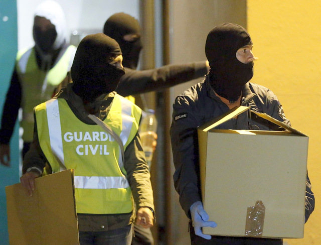 Another key ETA figure arrested in the French Pyrenees