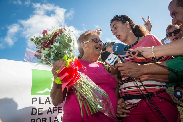 Weekly round up of Spanish national news 27th September