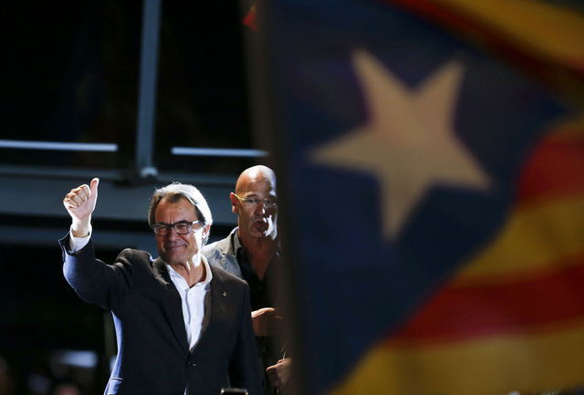 Germany says Catalonia must respect EU and Spanish law