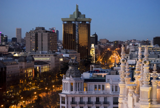 Madrid one of most attractive cities in the world for property investors