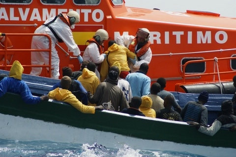 Four African migrants drown, dozens missing off Moroccan coast