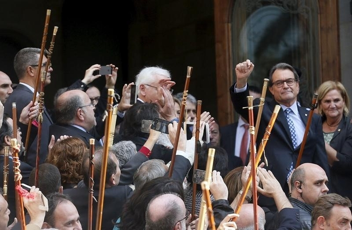 Catalan parliament set to reject Artur Mas as president for the second time