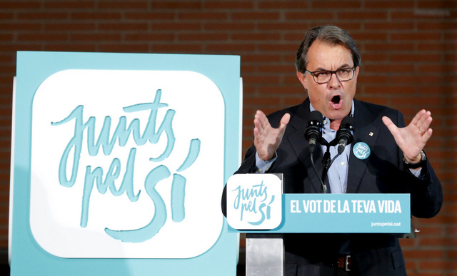 CUP reaffirms its opposition to Artur Mas as president of Catalonia