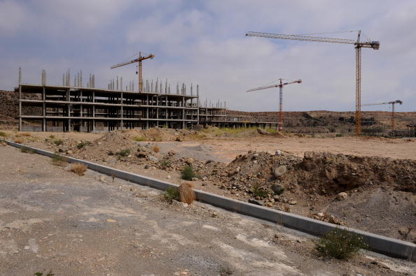 Spanish urban land prices rise as developers show interest in construction