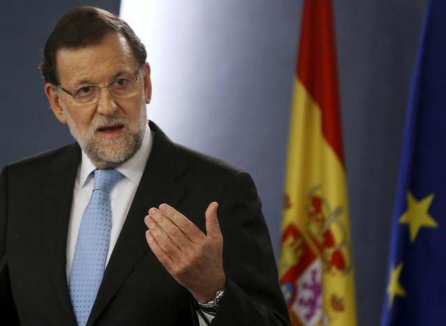 Prime Minister Rajoy sees new elections in Catalonia as inevitable