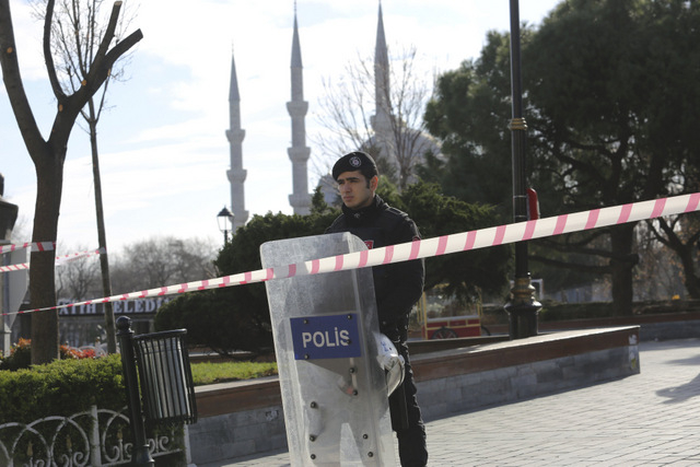 Madrid Islamists condemn Istanbul bombing