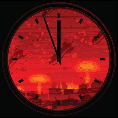 Doomsday Clock stays unchanged at three ...
