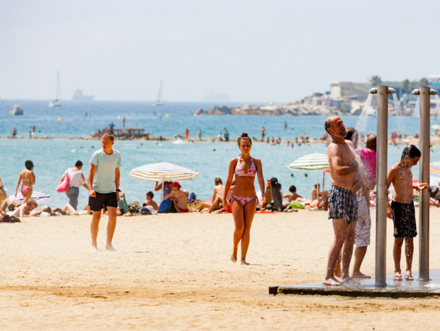 Record tourism figures: 68.1 million foreign tourists for Spain in 2015