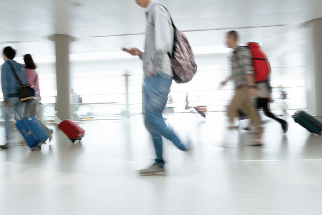January airport figures bode well for Spanish tourism