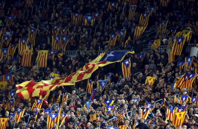 Judge refuses to hear case against football fans whistling during Spanish national anthem