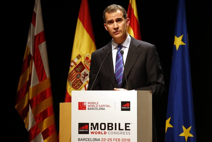 Felipe VI stresses the need to work for the common good in Barcelona