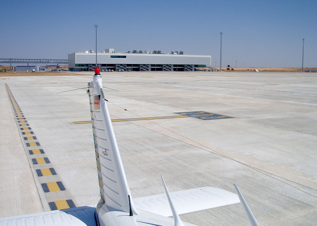 Bidding reopens for Ciudad Real Airport