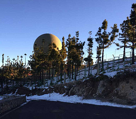 Teide visiting routes reopening in Gran Canaria