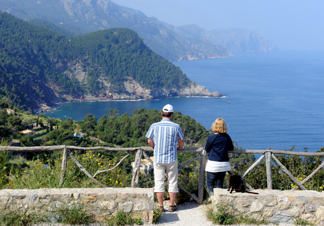 Spanish international tourist figures up by 11 per cent in January