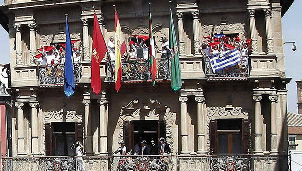 Basque flag controversy continues in Navarra