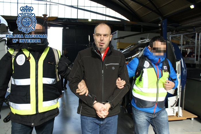 Last ETA murderer extradited temporarily to Spain for questioning