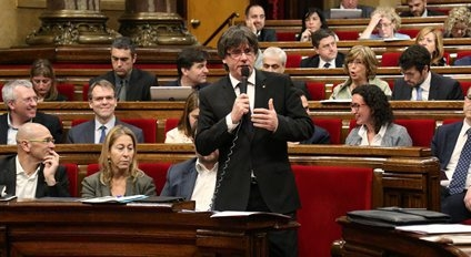 Spanish socialists back a thaw in relations with Catalunya separatists