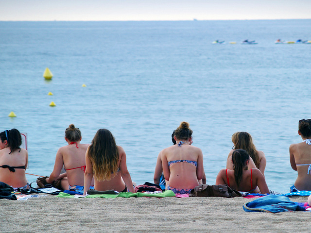 Foreign visitor numbers in Spain 12.5% higher than last year