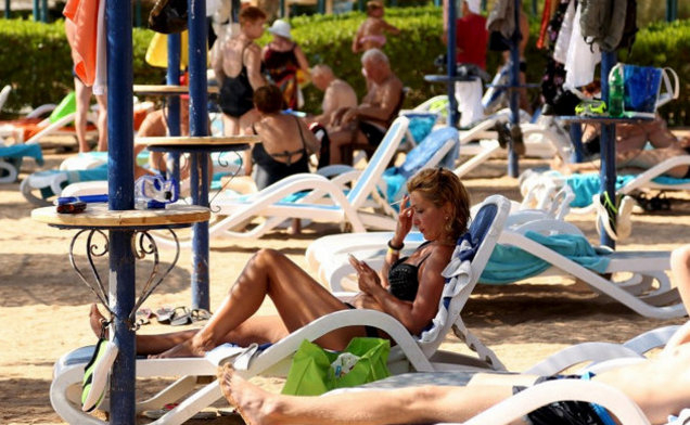 International tourist spending in Spain up by 8% in February