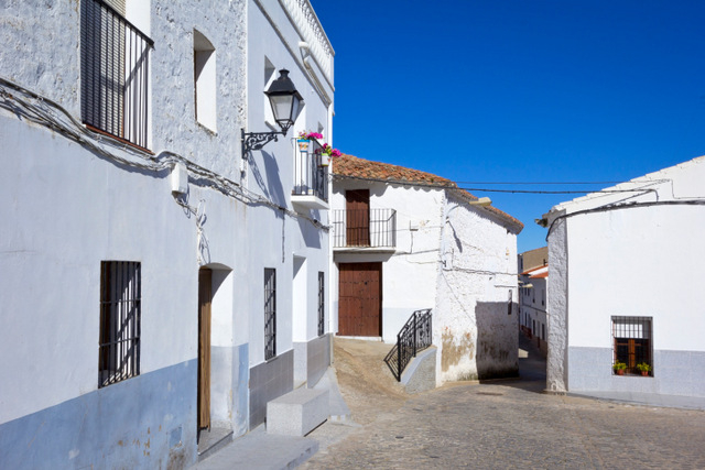 EU data show that Spanish property prices rose by 4.3 per cent last year