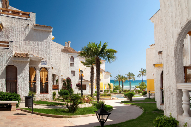 Mediterranean areas led the way in the Spanish property recovery in March