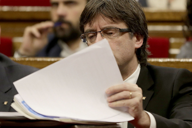 Catalan government increases fines for using the Spanish language