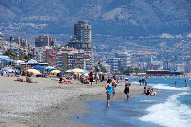 British visitor numbers to Spain up by 25 per cent in March