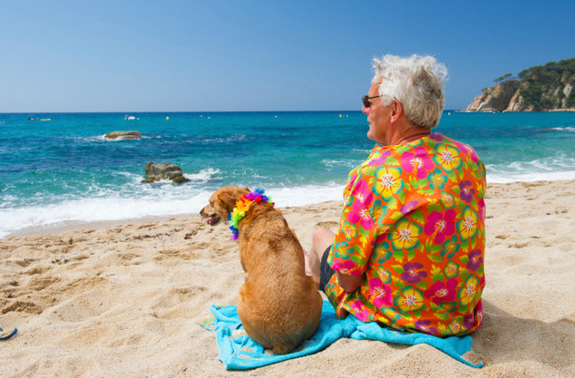 Barcelona dog-friendly beach loses Blue Flag
