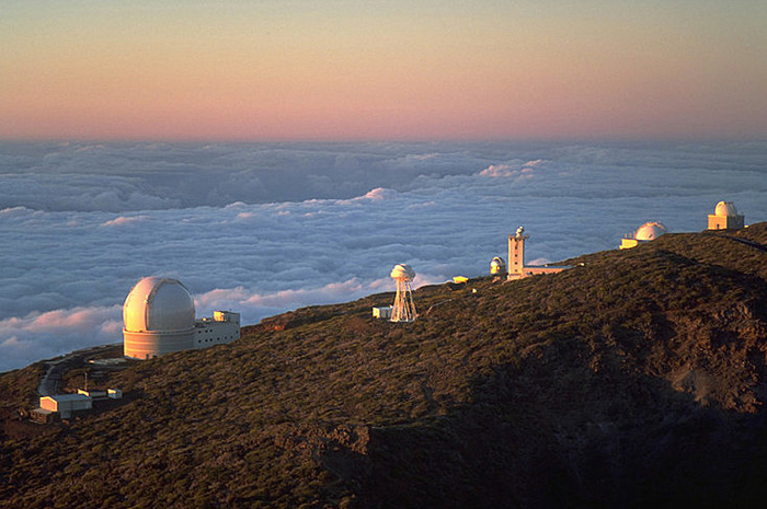 Stargazing tourism on the up in the Canary Islands