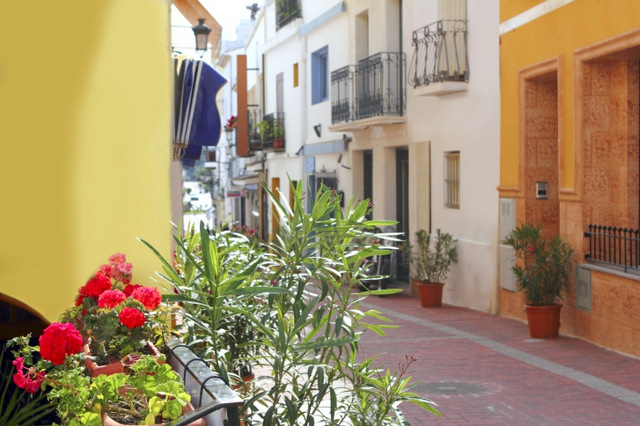 Spanish property sales were 16.8 per cent higher during March than in 2015