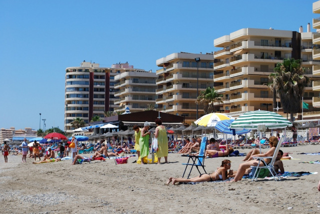 British holidaymakers boost Spanish hotel occupancy rates in April