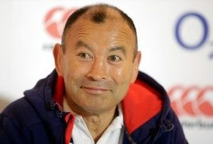 England coach Jones promises 'enormous scrap' Down Under