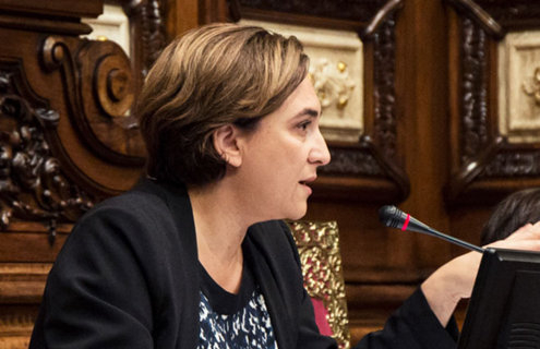 Barcelona Mayoress faces criticism over evicted squatter violence