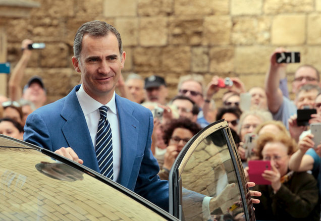 Spanish Royal Household publishes its accounts