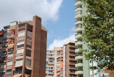 The islands and large cities of Spain led house price increases in May