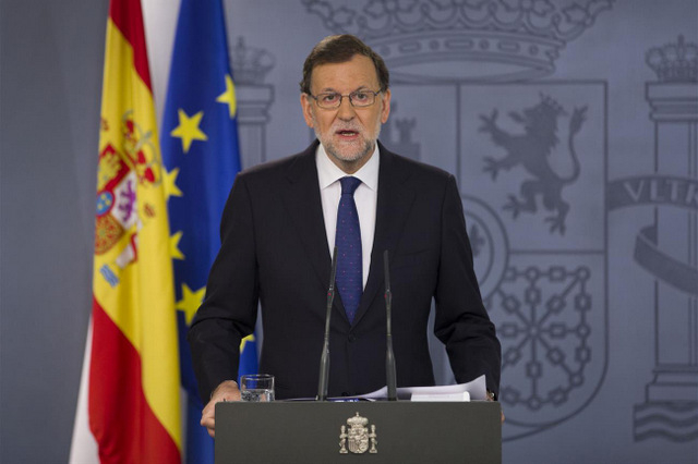 Spanish reaction to Brexit: PM Rajoy issues a message of reassurance