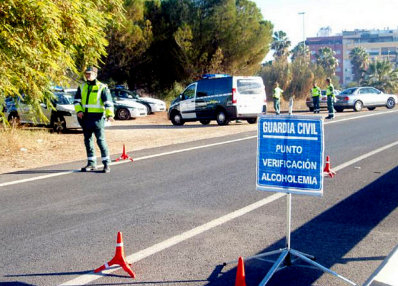 Spain prepares for one of the busiest weekends of the year on the roads