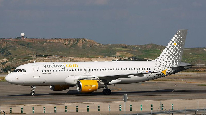 Chaos at Barcelona airport for passengers on Vueling flights
