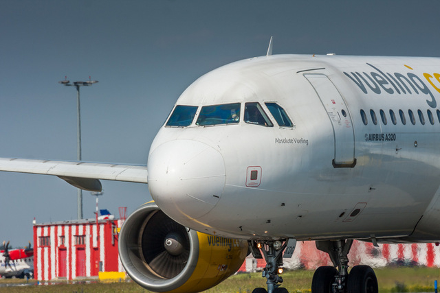 Vueling and French air traffic controllers add to air passenger misery in Spain