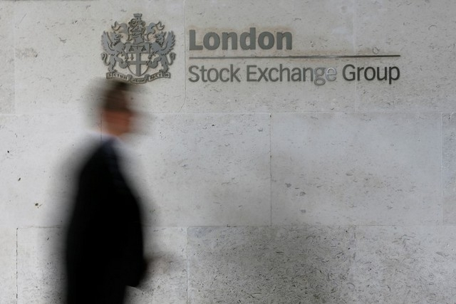 London's FTSE climbs to 11 month high