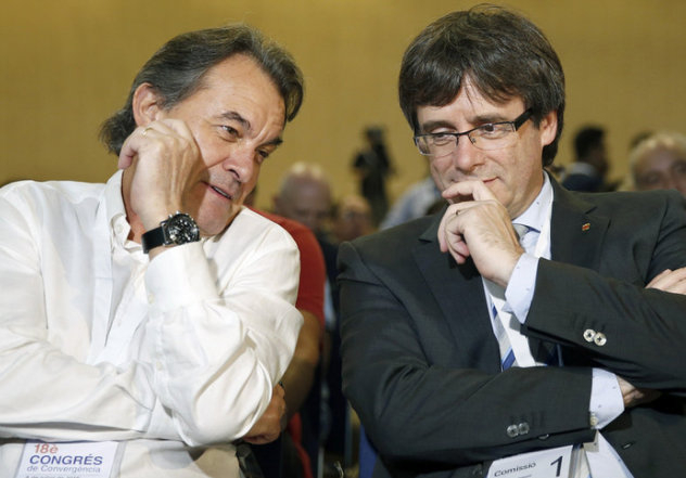CDC party in Catalunya struggles to find acceptable new name