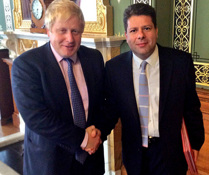 Gibraltar will be fully involved in discussions about UK Brexit