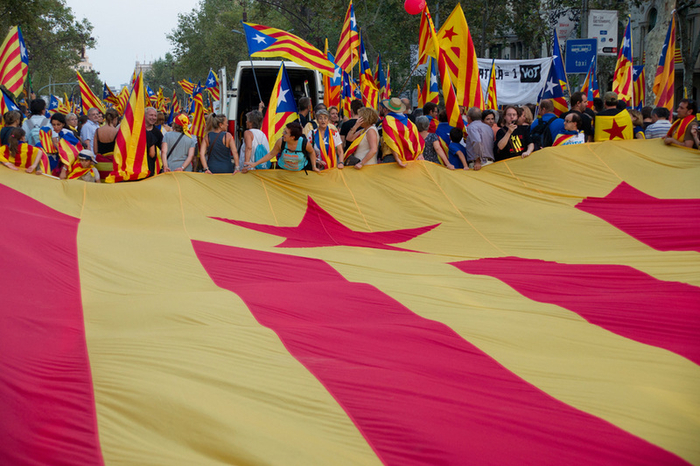 ANC vote to pressure for referendum on Catalan independence