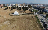 Malaga Town Hall criticized over dog park on Civil War burial site