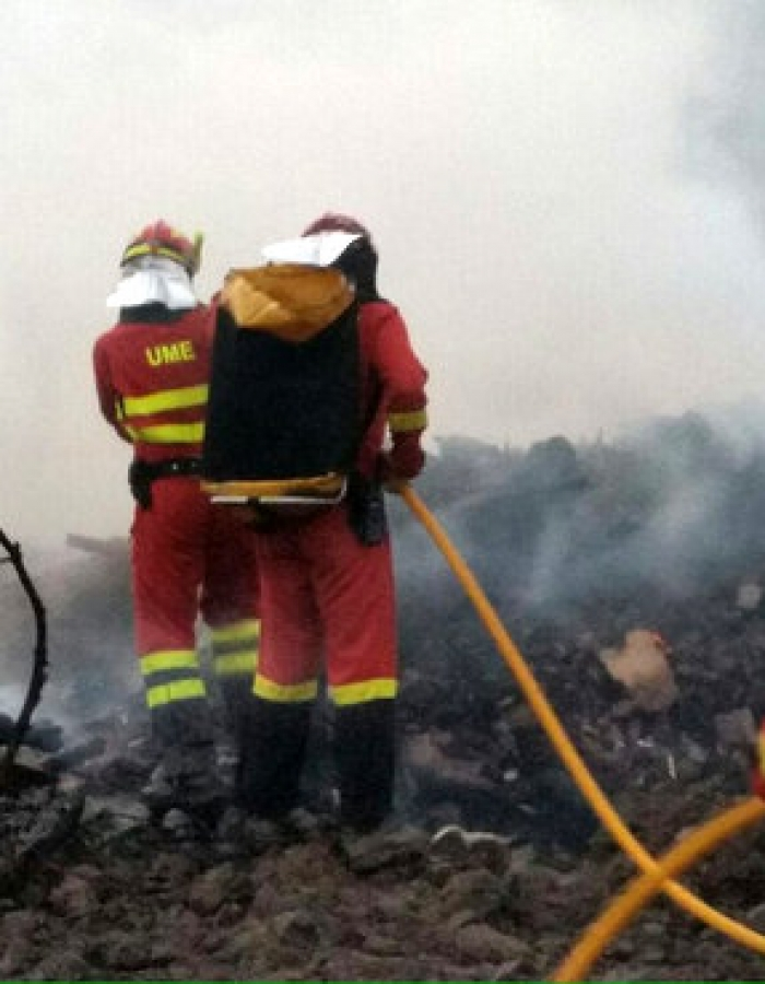 Almost 7 per cent of La Palma now affected by wild fire