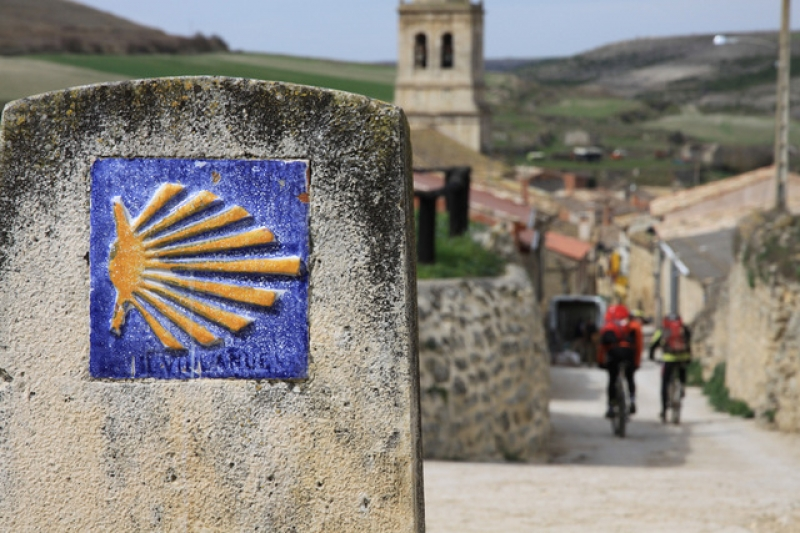 British pilgrims rescued after losing their way on the Camino de Santiago