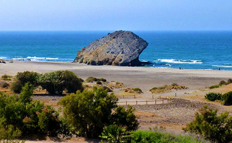 Andalucia government considers options to protect Cabo de Gata beaches