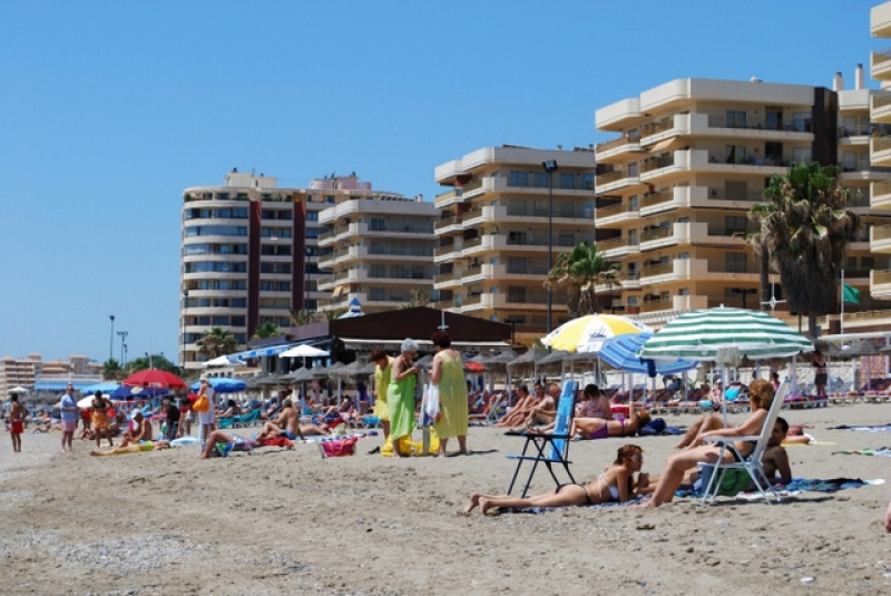 Record July foreign visitor numbers in Spain