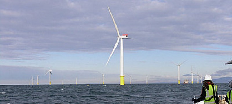 East Anglia wind farm contracts awarded to companies in A Coruña and Asturias